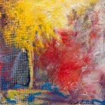 Collection automne Acrylique / toile 10 po x 10 po